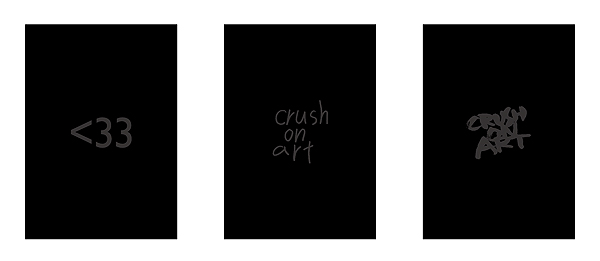 CRUSH ON ART